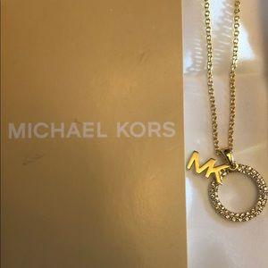 Michael Kors MK Necklace New